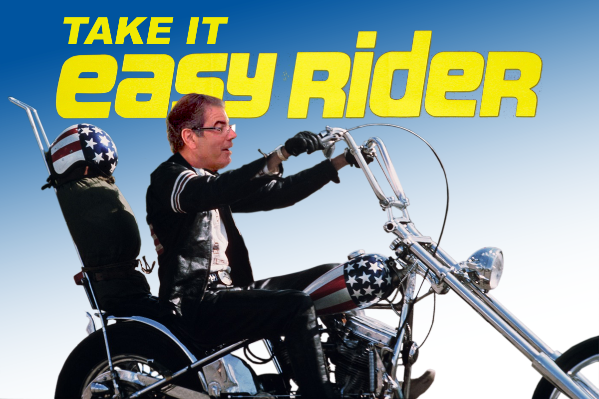 Take It Easy Rider
